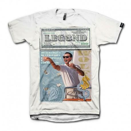 Camiseta Leg3nd Wolf