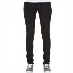 PANTALON CHICA VOLCOM PISTOL DENIM LEGGING BLACK