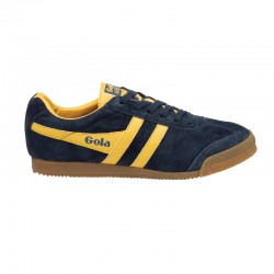 ZAPATILLA GOLA HARRIER SUEDE NAVY SUN
