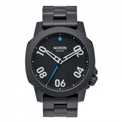 RELOJ NIXON RANGER 40 ALL BLACK