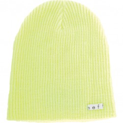 GORRO NEFF DAILY NEON YELLOW