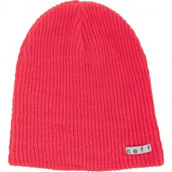 GORRO NEFF DAILY NEON RED