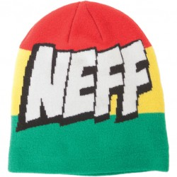 GORRO NEFF CARTOON RASTA