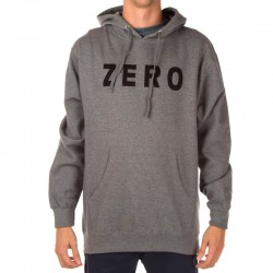SUDADERA ZERO ARMY GUNMETAL HEATHER