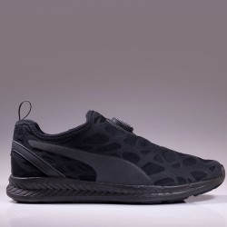ZAPATILLA PUMA DISC SLEEVE IGNITE FOAM BLACK / BLACK / BLACK