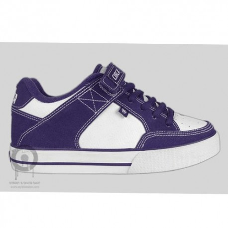 205W (PURPLE-WHITE)