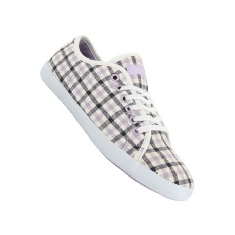 NATASHA (WHITE-GINGHAM CHECK WHITE)