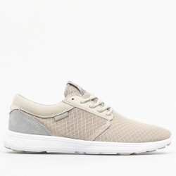 ZAPATILLA SUPRA HAMMER RUN CEMENT / GREY / WHITE
