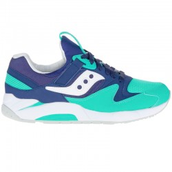 ZAPATILLA SAUCONY ORIGINALS GRID 9000 NAVY / GREEN