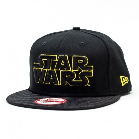 GORRA NEW ERA X STAR WARS 9FIFTY STAR WARS WORD