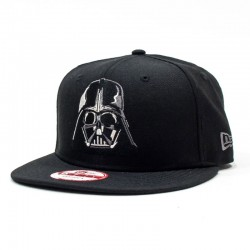GORRA NEW ERA X STAR WARS 9FIFTY DARK VADER BLACK
