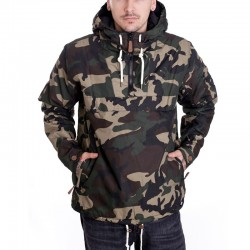CAZADORA CANGURO DICKIES MILFORD CAMOUFLAGE