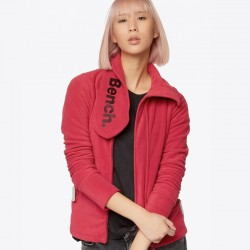 CHAQUETA CHICA BENCH FUNNEL NECK PINK