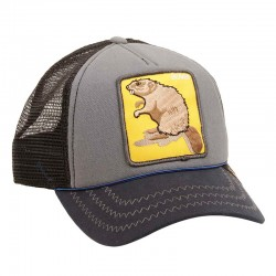 GORRA GOORIN BROS TRUCKER BASEBALL HONEYWELL ANIMAL FARM