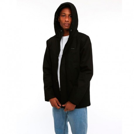 ANORAK IRIEDAILY STEADY BLACK