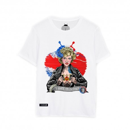 CAMISETA UNISEX BE HAPPINESS LADY DI