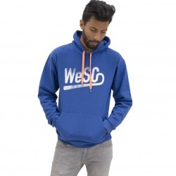 SUDADERA WESC BASEBALL MENS HOODED