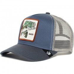 GORRA GOORIN TRUCKER BASEBALL PEZ BIG BASS ANIMAL FARM