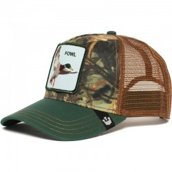 GORRA GOORIN TRUCKER BASEBALL PATO DUCK DUCK ANIMAL FARM