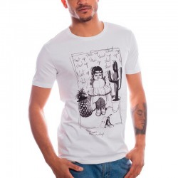 CAMISETA NUM WEAR MAD WHITE