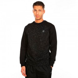 SUDADERA IRIEDAILY INJECTION CREW BLACK MEL